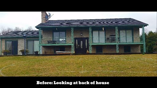 Design Process - Before back of house